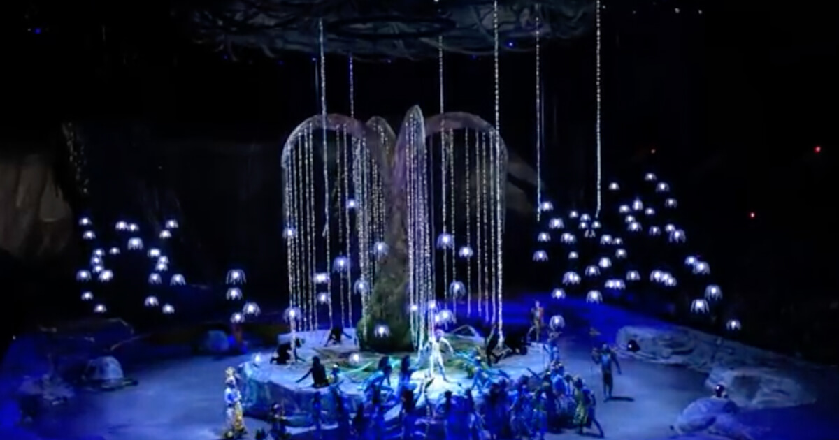 Cirque du Soleil is Coming to Dubai With an Amazing New Avatar Show
