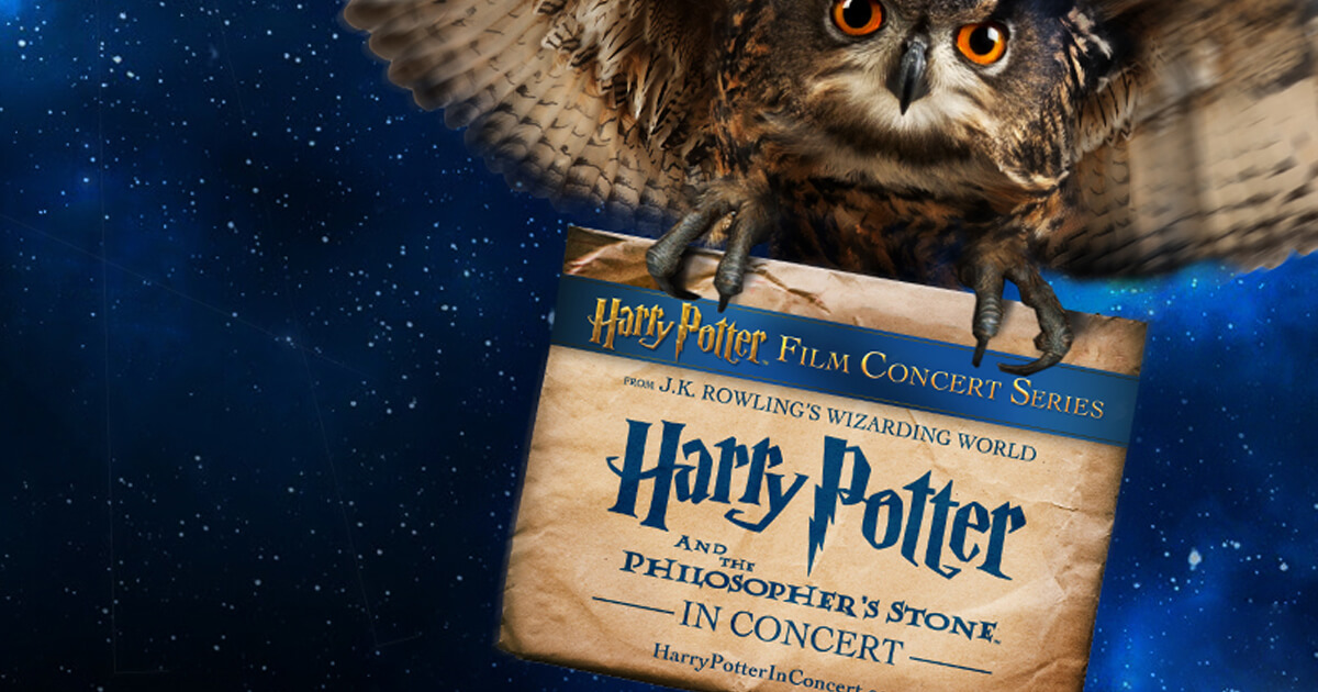 The Harry Potter Concert Is Happening From 7 - 9 Dec In Dubai