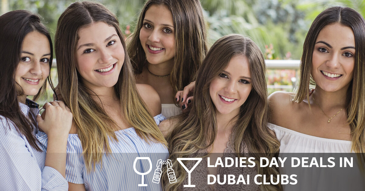 6 Ladies' Day Deals in Dubai You Must Know