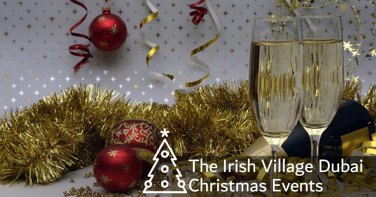The Irish Village Reveals Massive Christmas Events