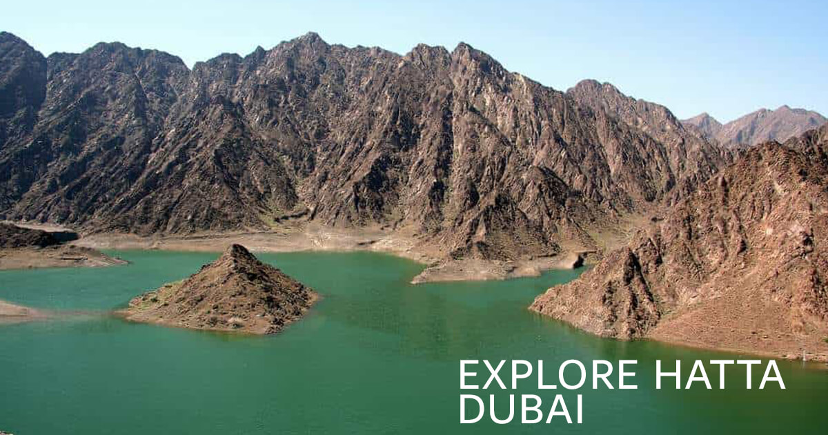 5 ways to explore Hatta – Dubai but not as you know it